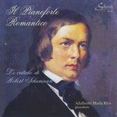 Il pianoforte romantico: Le critiche di Robert Schumann by Adalberto Maria Riva