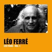 Léo Ferré Vol.1 de Leo Ferre