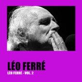 Léo Ferré Vol.2 de Leo Ferre
