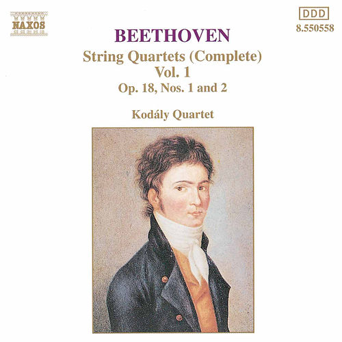 String Quartets (Complete) Vol. 1 by Ludwig van Beethoven
