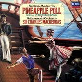 Sullivan arr. Mackerras: Pineapple Poll; Overture di Ballo van Sir Charles Mackerras