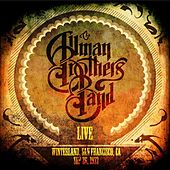Ramblin' Man Live - Winterland, San Francisco, Sep 26th 1973 de The Allman Brothers Band