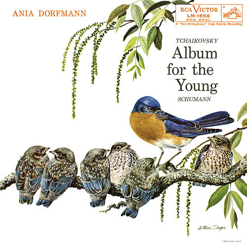 Ania Dorfmann: Album for the Young by Ania Dorfmann