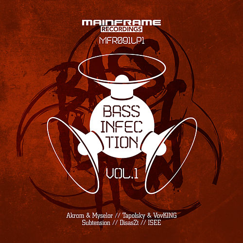 Bass Infection Vol. 1 by Various Artists