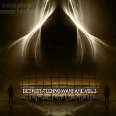Detroit Techno Warfare, Vol. 3 by Various Artists
