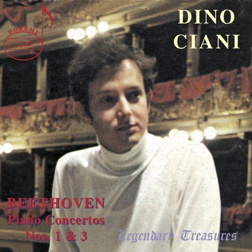 Beethoven: Piano Concertos Nos. 1 & 3 de Dino Ciani