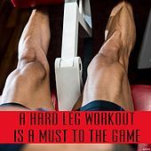 A Hard Leg Workout Is a Must to the Game by Various Artists