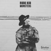 Monsters van Rude Kid