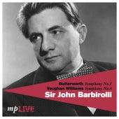 Butterworth Symphony No. 1, Vaughan Williams Symphony No. 4 de Various Artists