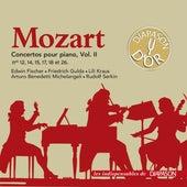 Mozart: Concertos pour piano Nos. 12, 14, 15, 17, 18 & 26 (Les indispensables de Diapason) de Various Artists