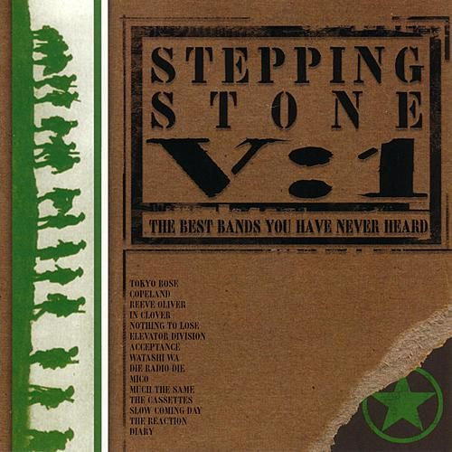Stepping Stone, Vol. 1 by Various Artists