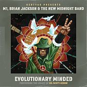 Evolutionary Minded - Furthering the Legacy of Gil Scott-Heron by The New Midnight Band