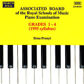 Piano Music For Students: Associated Board Piano Examination, Grades 1-4 by Ilona Prunyi