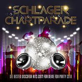 Schlager Chartparade (Die besten Discofox Hits 2017 für deine Fox Party 2018) von Various Artists