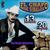 13 Toneladas 20 Mujeres de El Chapo De Sinaloa