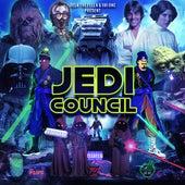 Jedi Council by Dela the Fella