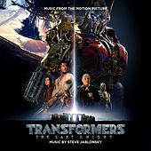 Transformers: The Last Knight (Music from the Motion Picture) van Steve Jablonsky