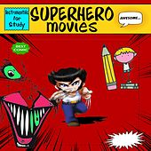Superhero Movies Instrumentals for Study de Various Artists