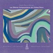 Las Últimas Composiciones de Violeta Parra by Ángel Parra Orrego