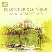 Folktoner och visor på klassiskt vis by Tomas Blank