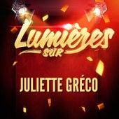 Lumières sur Juliette Gréco by Juliette Greco