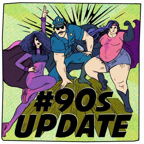 #90s Update von Various Artists