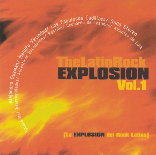 The Latin Rock Explosion Vol. 1... de Various Artists