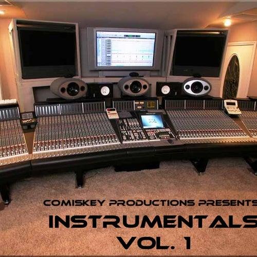Instrumentals Vol. 1 by Justin Comiskey