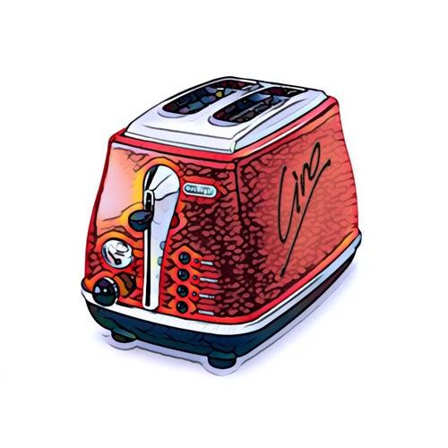 (Give Me Back My) Toaster de Ciro Y Los Persas
