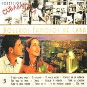 Boleros Famosos De Cuba de Various Artists