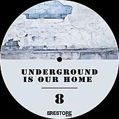 Underground Is Our Home, Vol. 8 by Various Artists