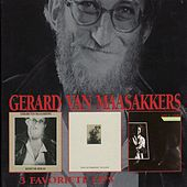 3 Favoriete LP's op 2 CD's by Gerard Van Maasakkers