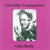Lebendige Vergangenheit - Gino Bechi by Various Artists
