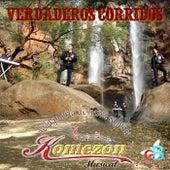 Verdaderos Corridos by Komezon Musical