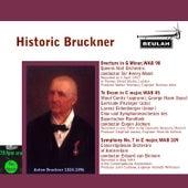 Historic Bruckner von Various Artists