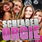 Schlager Orgie – Die besten Discofox Hits 2017 für deine Fox Party 2018 von Various Artists