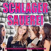 Schlager Sauerei – Die besten Discofox Hits 2017 für deine Fox Party 2018 by Various Artists