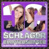 Schlager Chartcontainer – Die besten Discofox Hits 2017 für deine Fox Party 2018 de Various Artists
