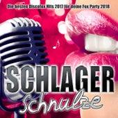 Schlager Schnulze – Die besten Discofox Hits 2017 für deine Fox Party 2018 von Various Artists