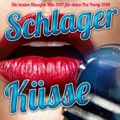 Schlager Küsse – Die besten Discofox Hits 2017 für deine Fox Party 2018 von Various Artists