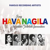Famous Recording Artists Sing Hava Nagila & Other Jewish Favorites by Various Artists
