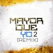 Mayor Que Yo 2 (Remix) [feat. Franco El Gorila & Tony Dize] de Wy