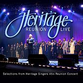 Heritage Reunion Live: Selections from 45th Reunion Concert by Heritage Singers