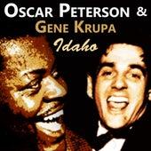 Oscar Peterson & Gene Krupa: Idaho von Gene Krupa
