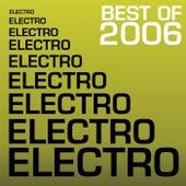 Best Of Electro 2006 de Various Artists
