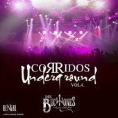 Corridos Underground, Vol. 4 by Los Buchones de Culiacan