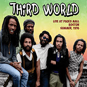 Live At Paul's Mall: Summer, 1976 by Third World