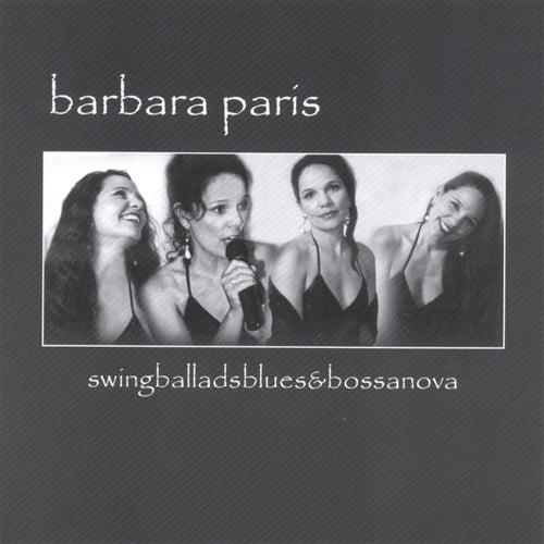 Swingballadsblues&bossanova by Barbara Paris