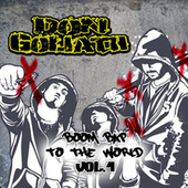 Boom Bap to the World, Vol. 1 by Don Goliath