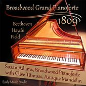 Broadwood Grand Pianoforte 1809 von Susan Adams